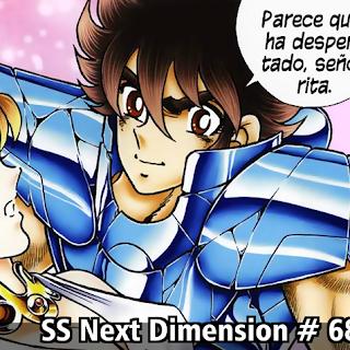 SS Next Dimension: Juramento de la diosa [Capítulo Especial]