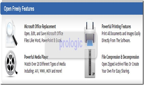 Open Freely-Universal File Opener - prologic