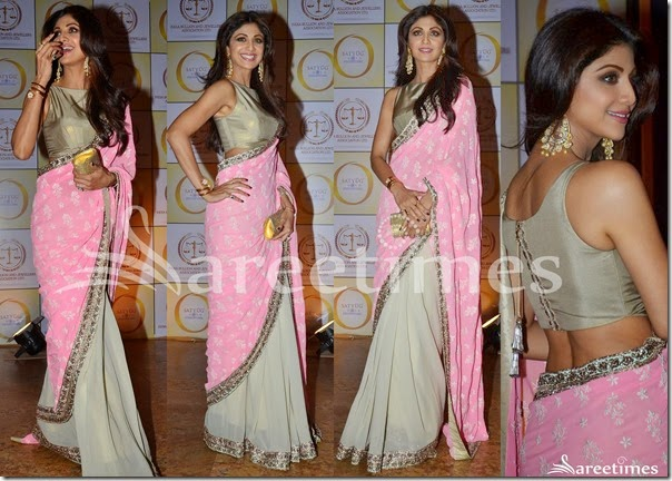 Shilpa_Shetty_Manish_Malhotra_Half_and_Half_Saree