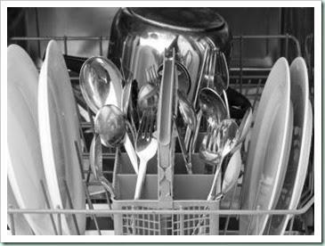 dishwasher cutlery