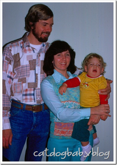 Stan, Dottie & Julie, Cmas 1977 (edit)