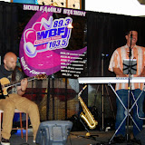 WBFJ 2014 Local flavor Summer Concert Series - Gabriel Bello - Jake France - Food Court - Hanes Mall