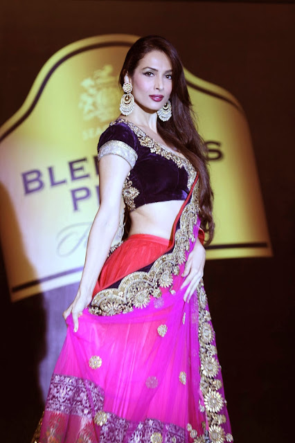 Malaika Arora Khan At Blender's Pride Fashion Show