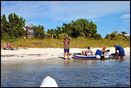 5c - Kayaking the Canals - back at campground safe and sound