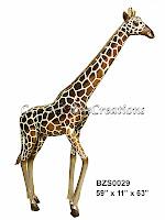 Giraffe - (Small) Special Patina