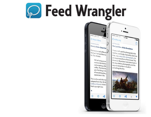 Feed wrangler filter smart stream
