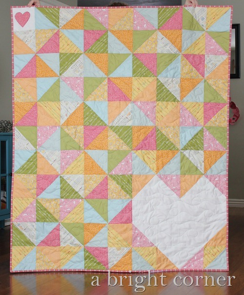 Sweet Talk quilt pattern