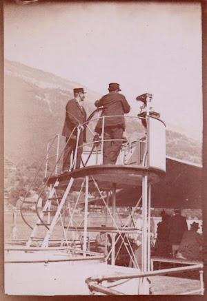 Timon . Foto del viaje inaugural. Puerto de Barcelona. Foto del Sr. Jesus Martinez y Curto.jpg