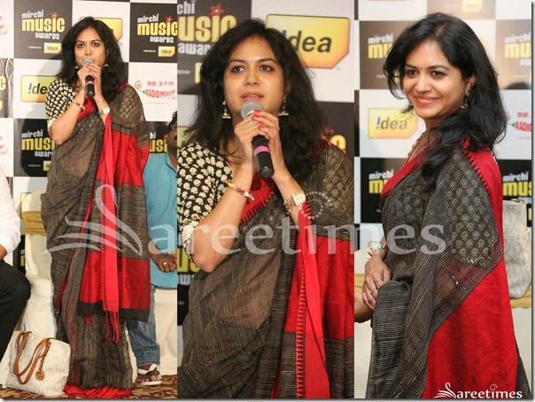 Sunitha_Black_Cotton_Saree