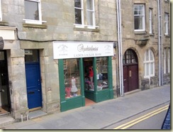 Famed Golf Shop in St Andrews (Small)
