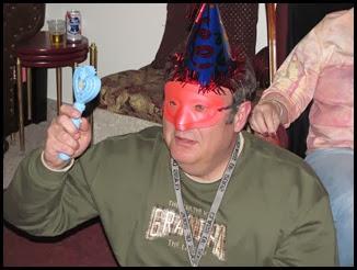 Faye's 4th Birthday 095