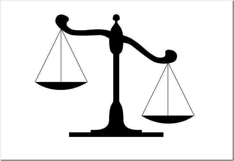 Resultado de imagem para A balança fraudulenta