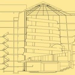 22.- F. Lloyd Wright. Museo Guggenheim (Nueva York)