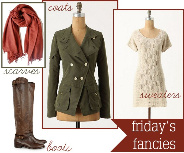 Friday's Fancies