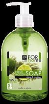 Течен сапун Дървесно-цитрусова свежест