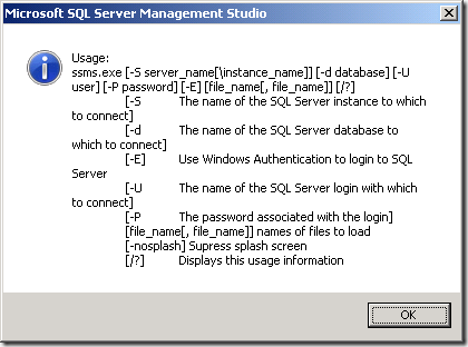 SQL Server Management Studio (SSMS) is slow sql server management studio is slow SQL Server Management Studio has stopped working SQL Server Management Studio hanging SQL Server Management Studio Hang SQL Server Management Studio (SSMS) start faster increase SQL Server Management Studio SSMS performance Hangs forever while connecting local/remote server