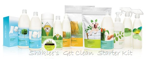 Get Clean Starter