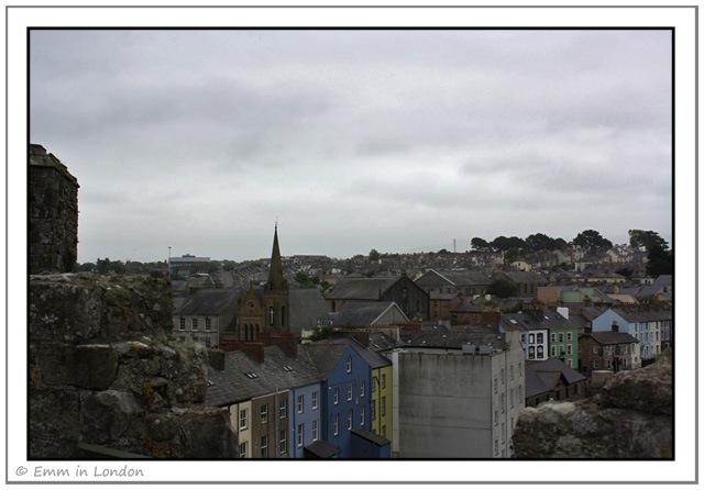 Caernarfon Outside of the Walls