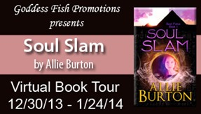 {Review+Giveaway} Soul Slam by Allie Burton