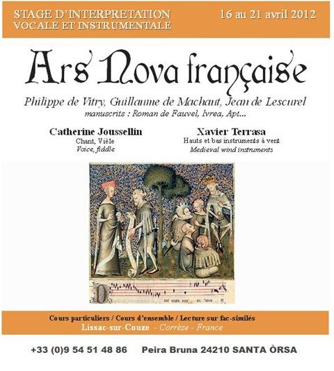 Ars Nova fr