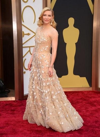 Cate Blanchett de Armani Prive