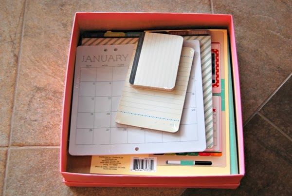 Michael's Recollection Calendar Kit {perfect Christmas present}