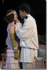 Much Ado About Nothing<br />Two River Theatre Company - Red Bank Theatre<br /><br />Cast List:<br />Starring Michael Cumpsty and Kathryn Meisle.<br />Production Credits:<br />Directed by Sam Buntrock.<br />Other Credits:<br />Written by: William Shakespeare<br /><br />