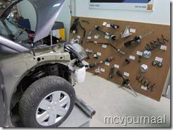 Opleiding Fabriek Dacia Lodgy 02
