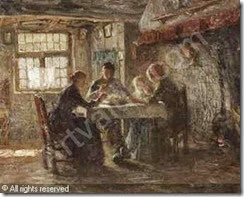 blommers-bernardus-johannes-ba-a-family-dinner-3078633
