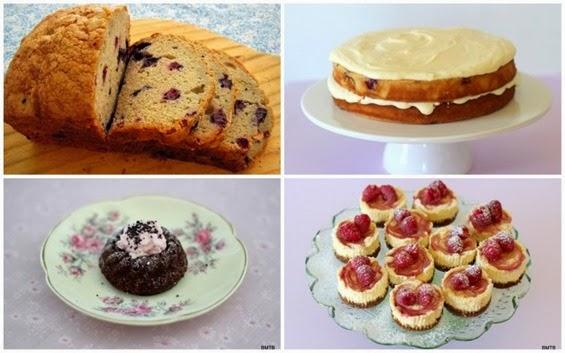 Spring Baking Inspiration 1
