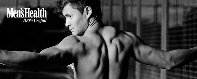 Matteo Guidicelli Menshealth cover
