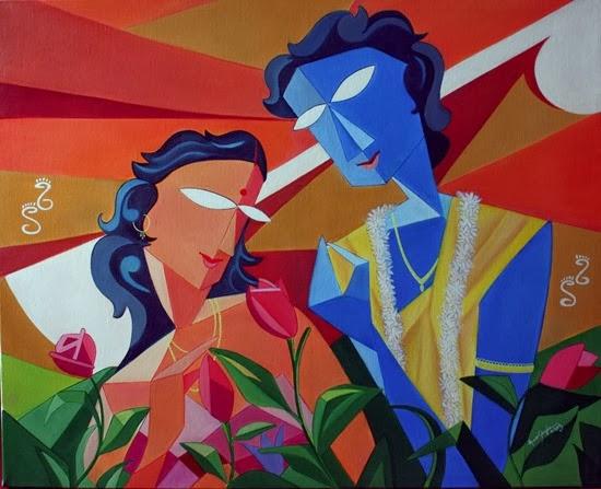 Amar Singha Painting