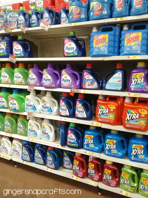 Purex® No Sort™ Laundry Detergent at Walmart