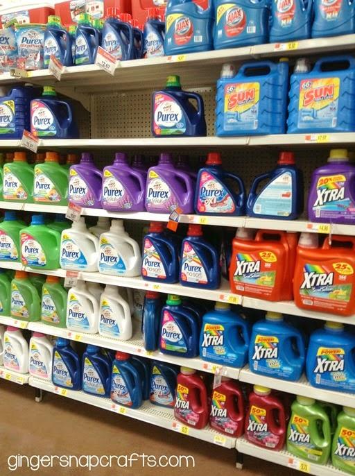 Purex® No Sort™ Laundry Detergent at Walmart