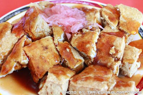 【台東必吃美食小吃】關山臭豆腐~在地人推薦的好味道