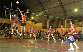 final da 21ª edição da Liga Gay de Voleibol do Amazonas