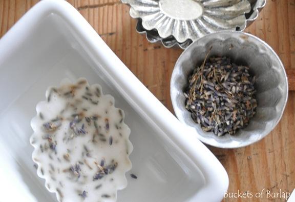 soaps- lavender