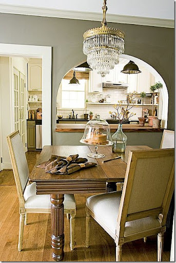 Beau I Used To Be A Very Staunch U201call Light Fixtures Need To Match In Metal  Coloru201d Type Of Person. Now, Not So Much. Kitchen 1
