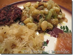 periogi casserole - The Backyard Farmwife