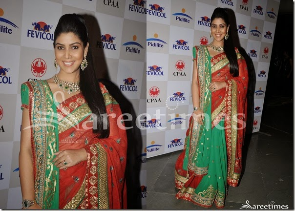 Sakshi_Tanwar_Shaina_NC_Half_and_Half_Saree(1)