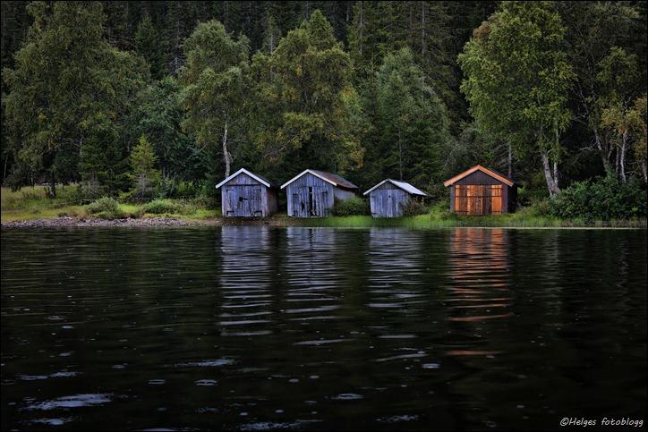 Fjellkjøsvatnet