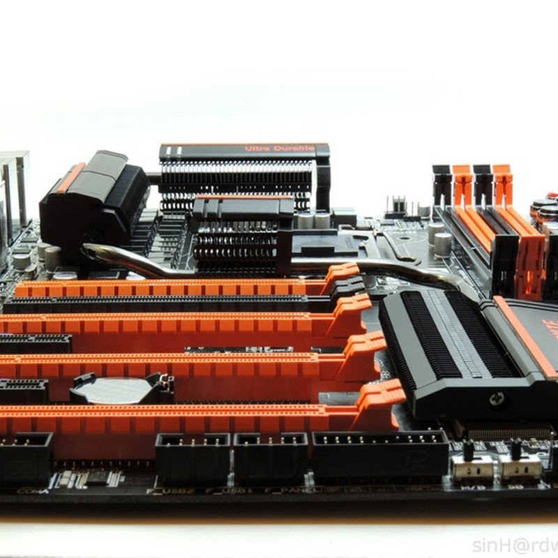 A Sin0822 guide to CPU and memory overclocking on the GIGABYTE Z77X-UP7