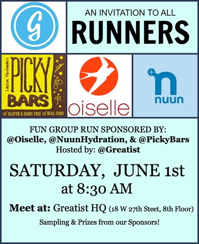 June 1st Run
