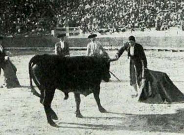 1913-07-29 Joselito Valencia Concha y Sierra