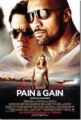 Pain & Gain - Muscoli e denaro – Occasione poco sfruttata