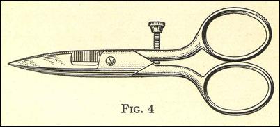 buttonhole scissor