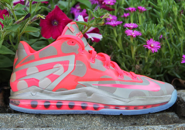 This is How Creative Nike Can Get8230 LeBron 11 Low 8220Dot8221 Sample