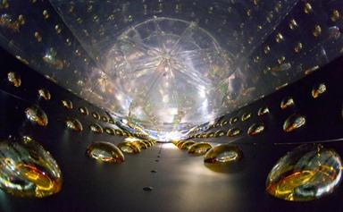 detector de neutrino Daya Bay
