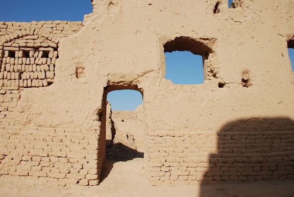 Gaochang - Ruines 22