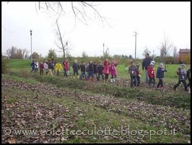 I bambini delle classi 1° della Scuola Primaria di Padulle piantano il grano! (51)